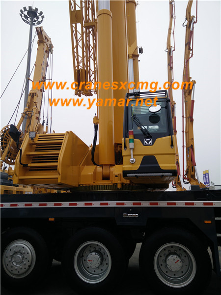 XCMG 100 ton truck crane XCT100-3