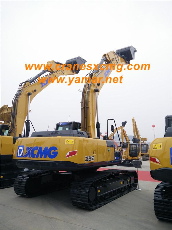XCMG 26 ton excavator XE265C