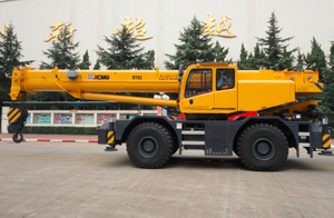 XCMG 50 ton Rough Terrain Crane RT50