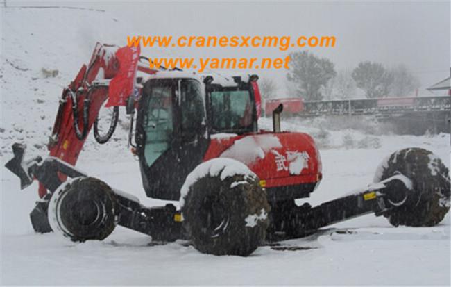 XCMG spider man ET111 excavator