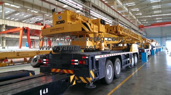 XCMG 50 ton truck crane model price