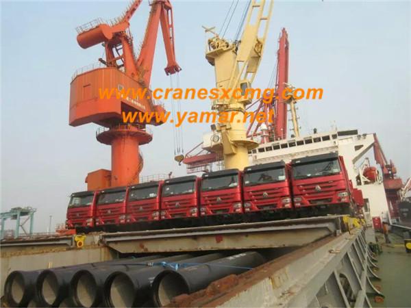 HOWO dump truck export 3