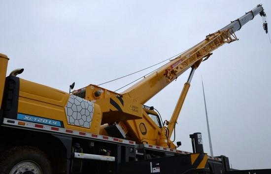 XCMG truck crane XCT20