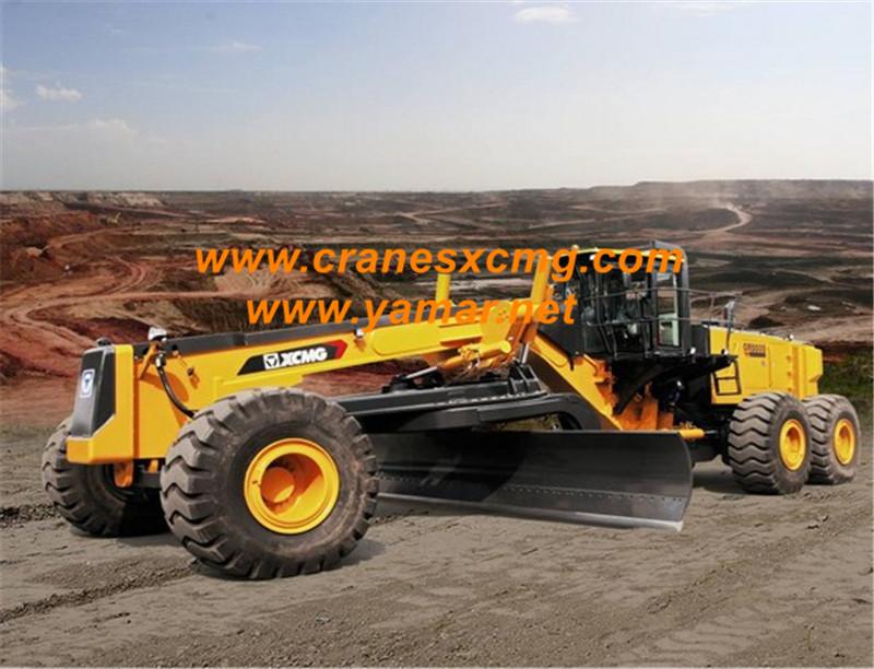 XCMG biggest motor grader GR300