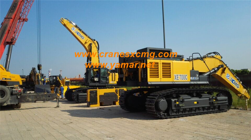 XCMG crawler excavator XE700C (1)