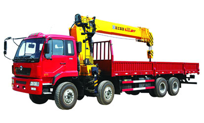 Truck-Mounted Crane, Truck-Mounted Crane Products, Truck-Mounted ...