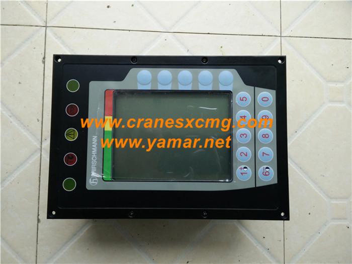 XCMG crane parts Hirschmann PAT screen IC3600 (1)
