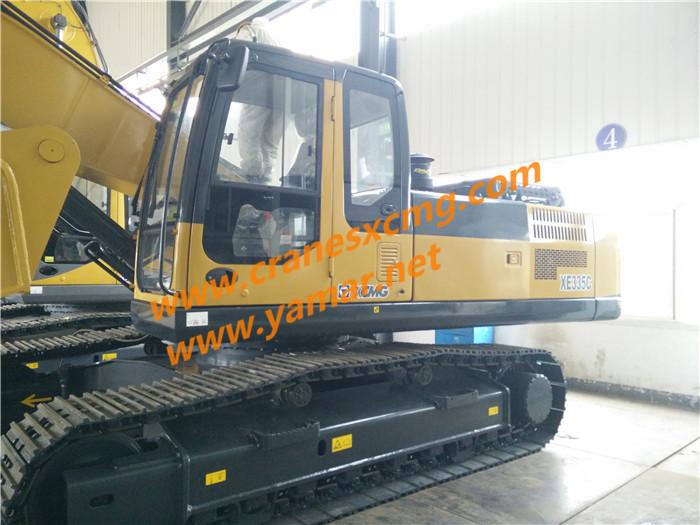 XCMG XE335C excavator