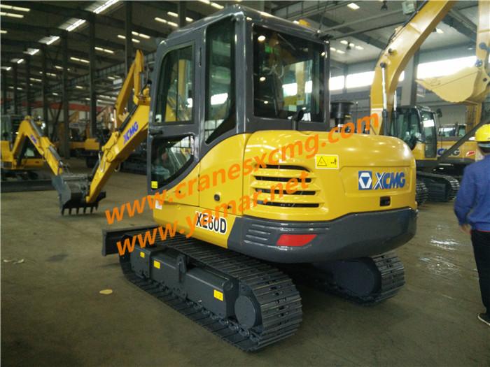 XCMG mini excavator XE60D