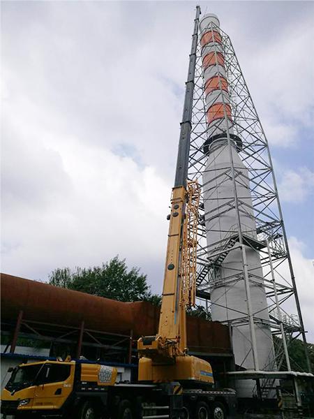 XCT110吊锅炉1