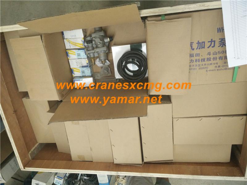 XCMG wheel loader parts