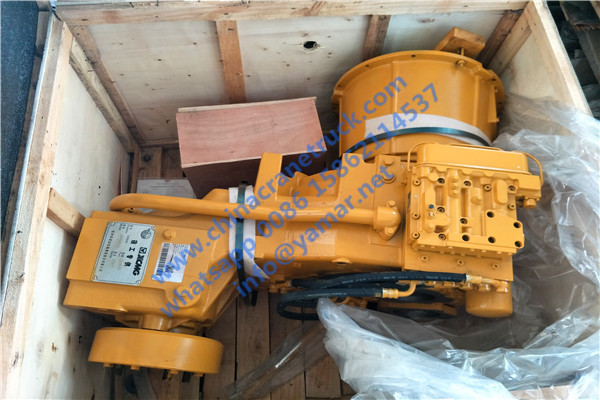 ZL50G gear box (2)