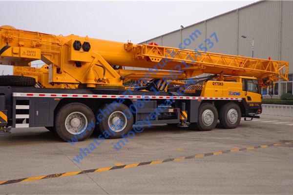 70T truck crane