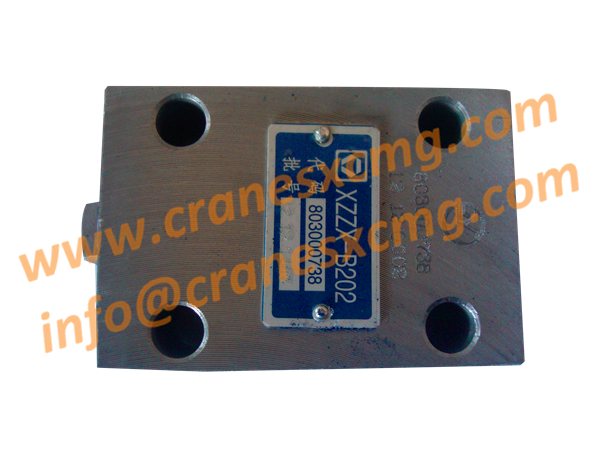XCMG crane parts-Outrigger Holding Valve