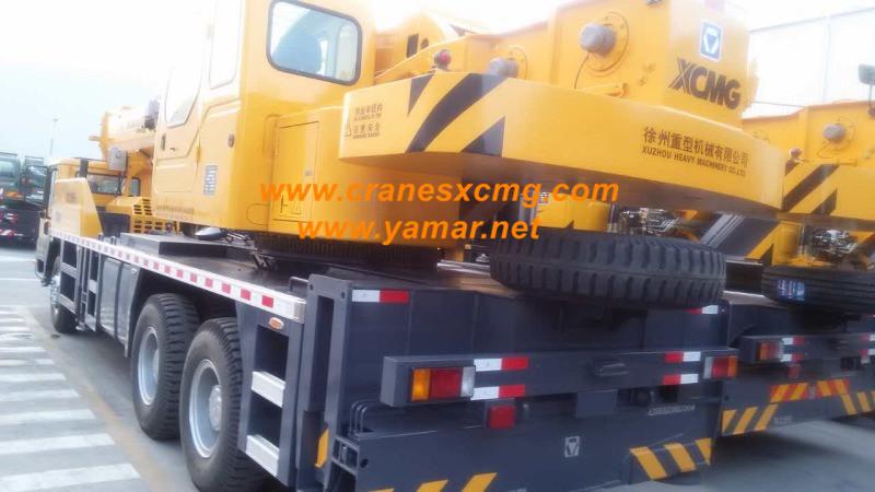 XCMG truck crane QY30K5-I photo
