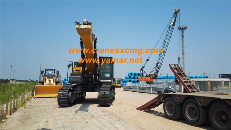 XCMG 700 ton excavator XE700C (2)