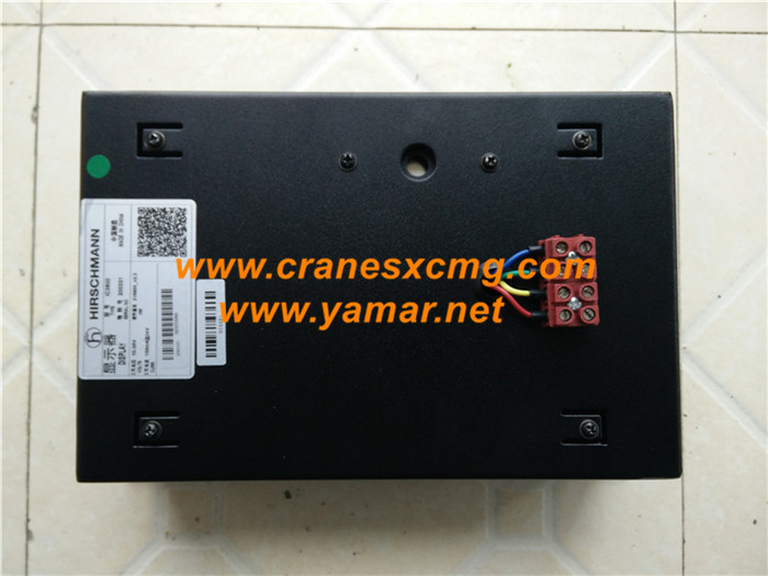 XCMG crane parts Hirschmann PAT screen IC3600 (2)