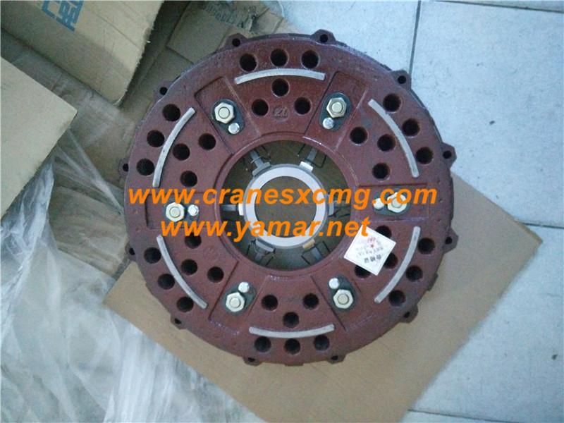 3 Pressure plate