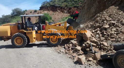 XCMG wheel loader Chile
