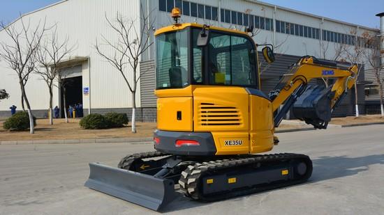 XCMG XE35U excavator