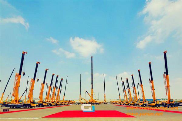 全球工程机械行业10强中为啥只有徐工3