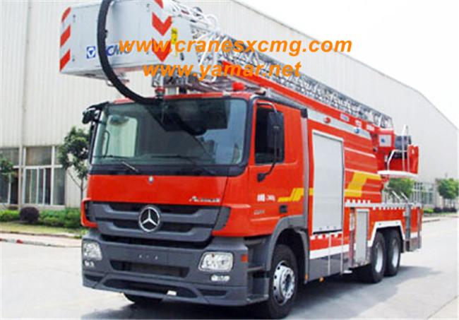 XCMG 22m fire ladder truck