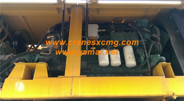 XCMG 130 ton truck crane QY130K-I engine