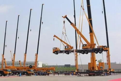 XCMG new G generation crane