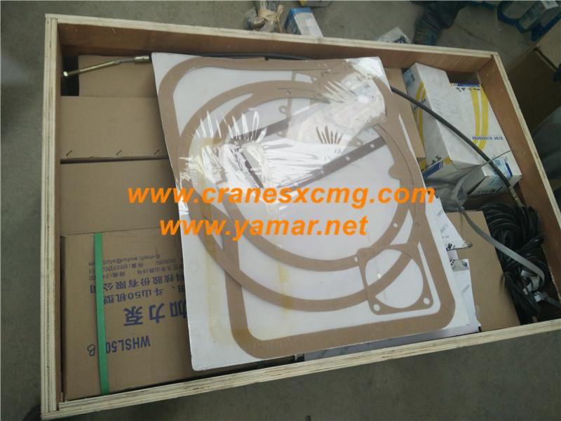 ZL50G wheel loader parts