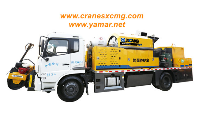 XCMG road maintenance truck XLY100TA