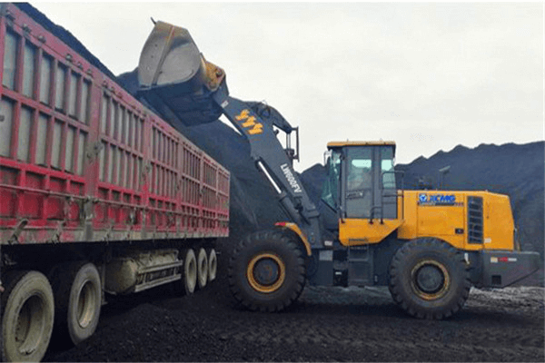 6 ton wheel loader-4