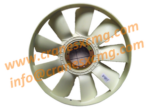 XCMG crane parts-Engine Fan