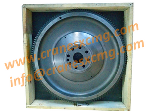 XCMG crane parts-Clutch Fly Wheel