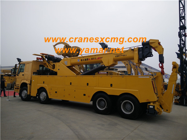 XCMG Road rescue Trailer