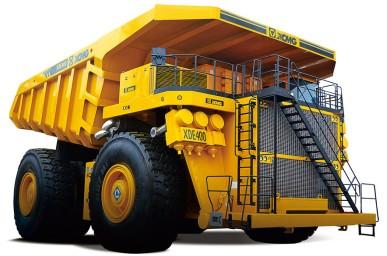 XCMG heavy duty dump trucks