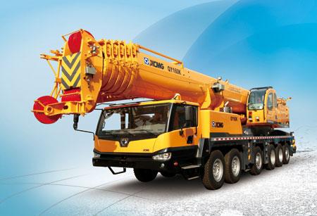 XCMG 160 ton Truck Crane QY160K from CHANGZHOU YAMAR KOOPE