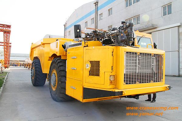 XCMG dump truck