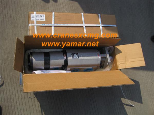 XCMG truck crane hydraulic pump QY25K5