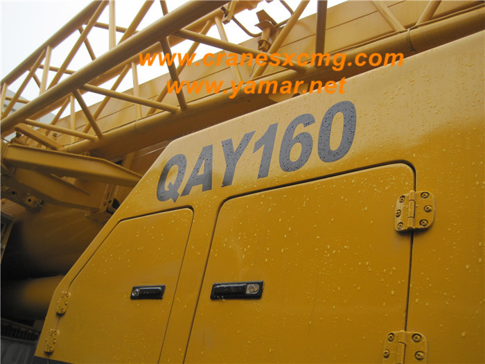 XCMG all terrain crane QAY160