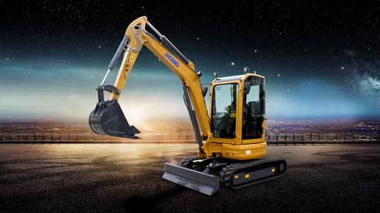 XCMG mini Excavator XE35U