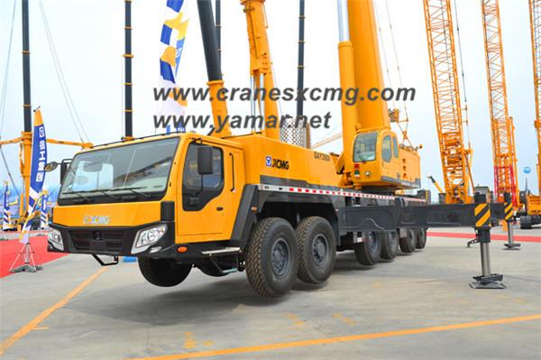 XCMG 800 ton all terrain crane QAY800