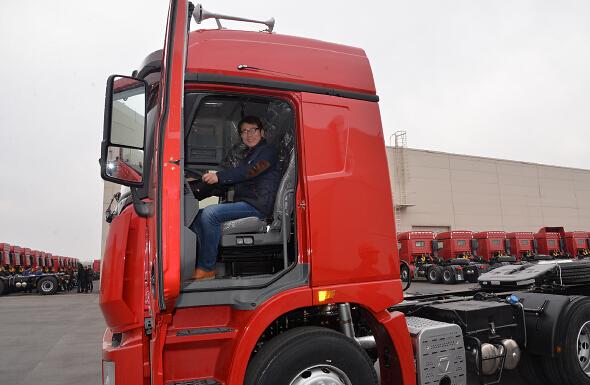 XCMG HANVAN Truck