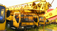 used 60 ton Truck Crane QY65K