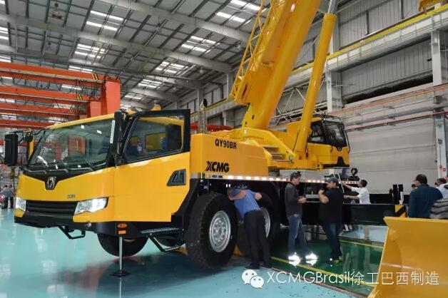 Latin American Truck Crane Club