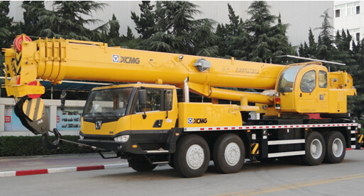 XCMG new 85 ton truck crane BR850 price