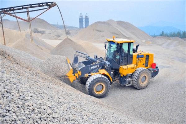 6 ton wheel loader-