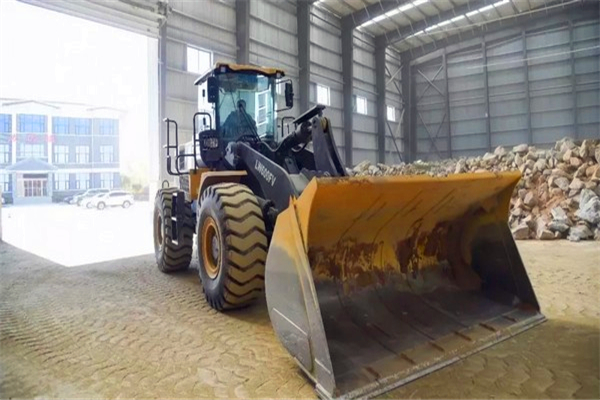 Your first option of Big Wheel Loader brand - XCMG