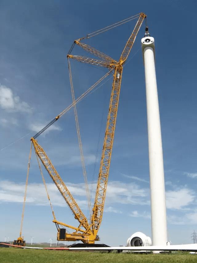 XCMG 1000 ton crawler crane XGC16000.png