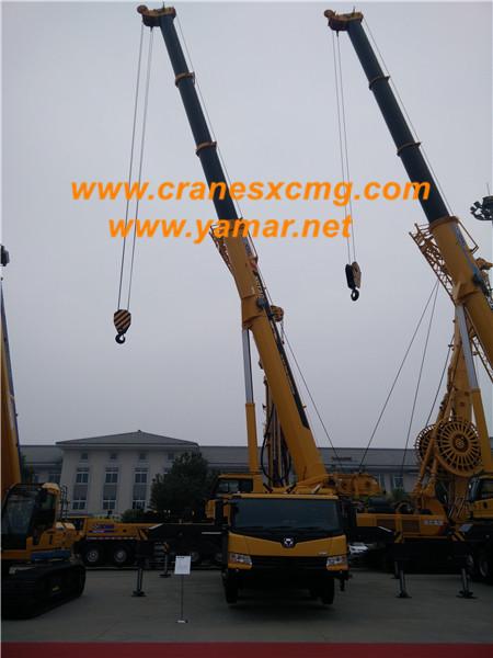 XCMG 100 ton truck crane XCT100-2