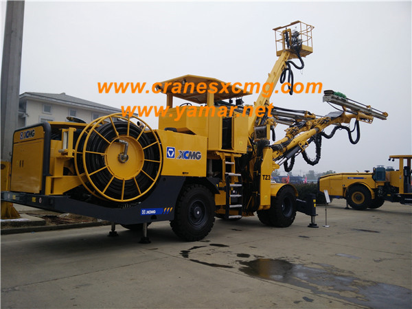 XCMG tunnel drill